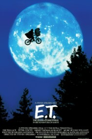 Free Kid Flicks: E.T. the Extra-Terrestrial Poster