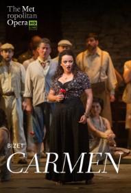 The Met: Live in HD  Carmen Poster