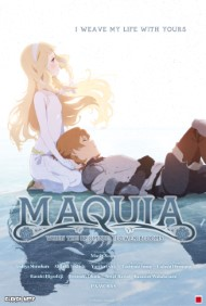 Maquia: When the Promised Flower Blooms (dub) Poster