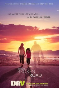 God Bless the Broken Road: DAV HUGE Fundraiser Poster