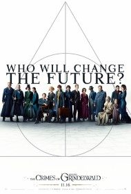 Fantastic Beasts: The Crimes of Grindelwald 3DDBOX Poster