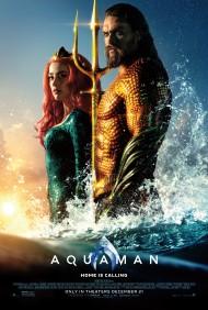 Aquaman IMAX 3D Poster