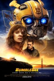 Bumblebee 3D Poster