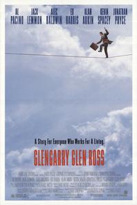 Founders Film Series: Glengarry Glen Ross Poster