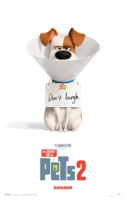 Sensory Showtimes: The Secret Life of Pets 2 Poster