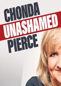 Chonda Pierce: Unashamed Poster