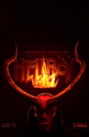 Hellboy D-BOX Poster