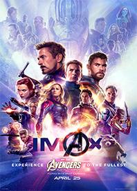 Avengers: Endgame IMAX Poster