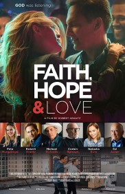 Faith, Hope & Love Poster