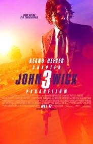 John Wick: Chapter 3 - Parabellum D-BOX Poster
