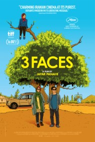 3 Faces Poster