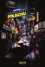 Pokemon Detective Pikachu 3D Poster