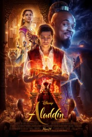 Aladdin D-BOX Poster