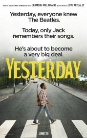 Yesterday Poster