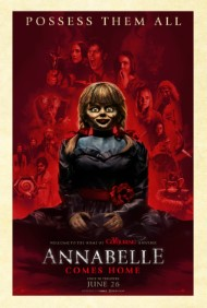 Annabelle Comes Home D-BOX