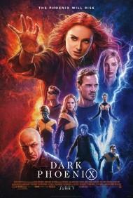 Dark Phoenix 3D Poster