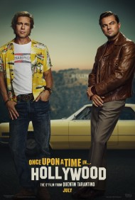 Once Upon a Time in... Hollywood Poster
