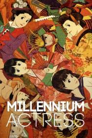Millennium Actress (sub) Poster