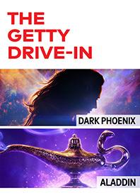 Dark Phoenix / Aladdin Poster