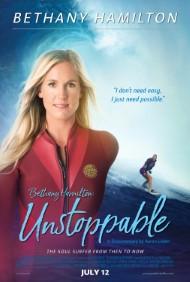 Bethany Hamilton: Unstoppable Poster