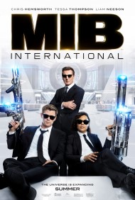 Men In Black: International 3D Poster