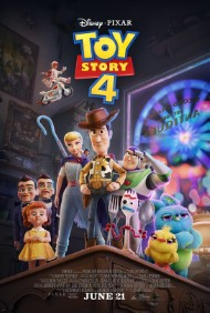 Toy Story 4 3D D-BOX Poster