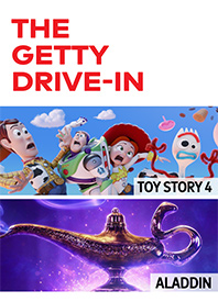 Toy Story 4 / Aladdin Poster