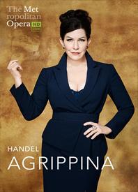MET Opera Live: Agrippina Poster