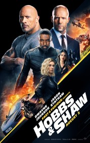 Fast & Furious Presents: Hobbs & Shaw D-BOX Poster