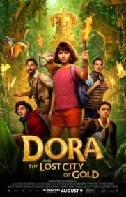 Dora and the Lost City of Gold D-BOX Poster