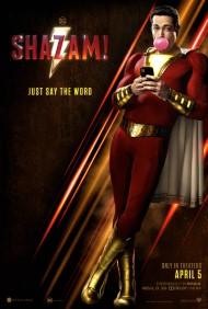 Flick's Family Film Festival: Shazam! Poster