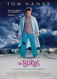 Founders Film Series: The Burbs