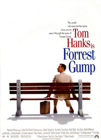 Founders Film Series: Forrest Gump Poster