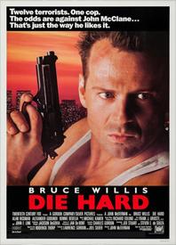 Founders Film Series: Die Hard Poster