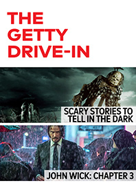 Scary Stories to Tell in the Dark / John Wick 3 Poster