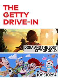 Dora and the Lost City of Gold / Toy Story 4 Poster