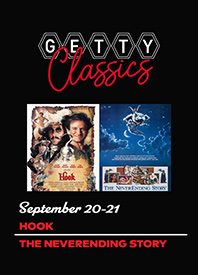 Hook / The NeverEnding Story Poster