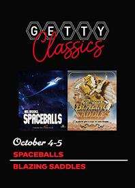 Spaceballs / Blazing Saddles