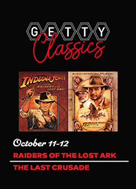 Raiders of the Lost Ark / The Last Crusade Poster