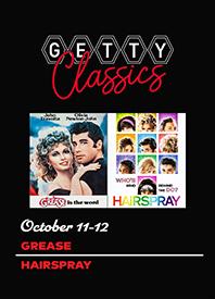 Grease / Hairspray Poster