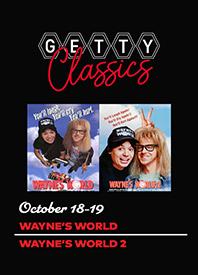 Wayne's World / Wayne's World 2 Poster