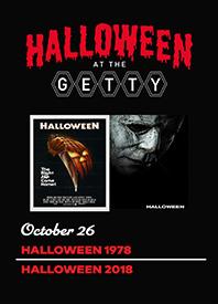Halloween (1978) / Halloween (2018) Poster