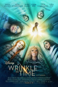 A Wrinkle in Time D-BOX Poster