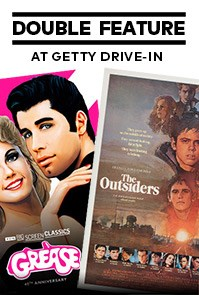 Grease / The Outsiders Anniversary Celebration Poster