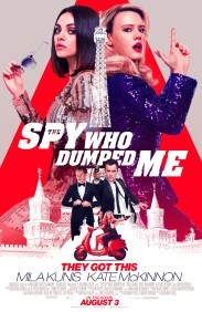 Ladies' Night Out: The Spy Who Dumped Me Poster