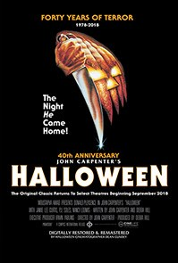 Founders Films: Halloween (1978) Poster