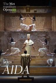 Met Opera 2018-19 Season: Aida