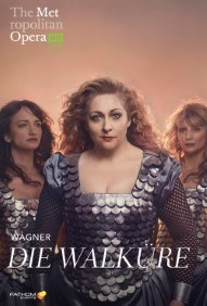 The Met: Live in HD  Die Walküre Poster