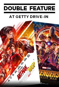 Ant-man and the Wasp / Avengers: Infinity War