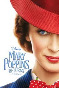 Mary Poppins Returns D-BOX Poster
